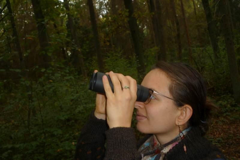 binoculars if you wear glasses