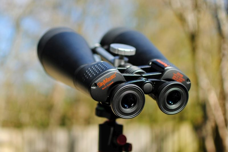 Are there american made binoculars